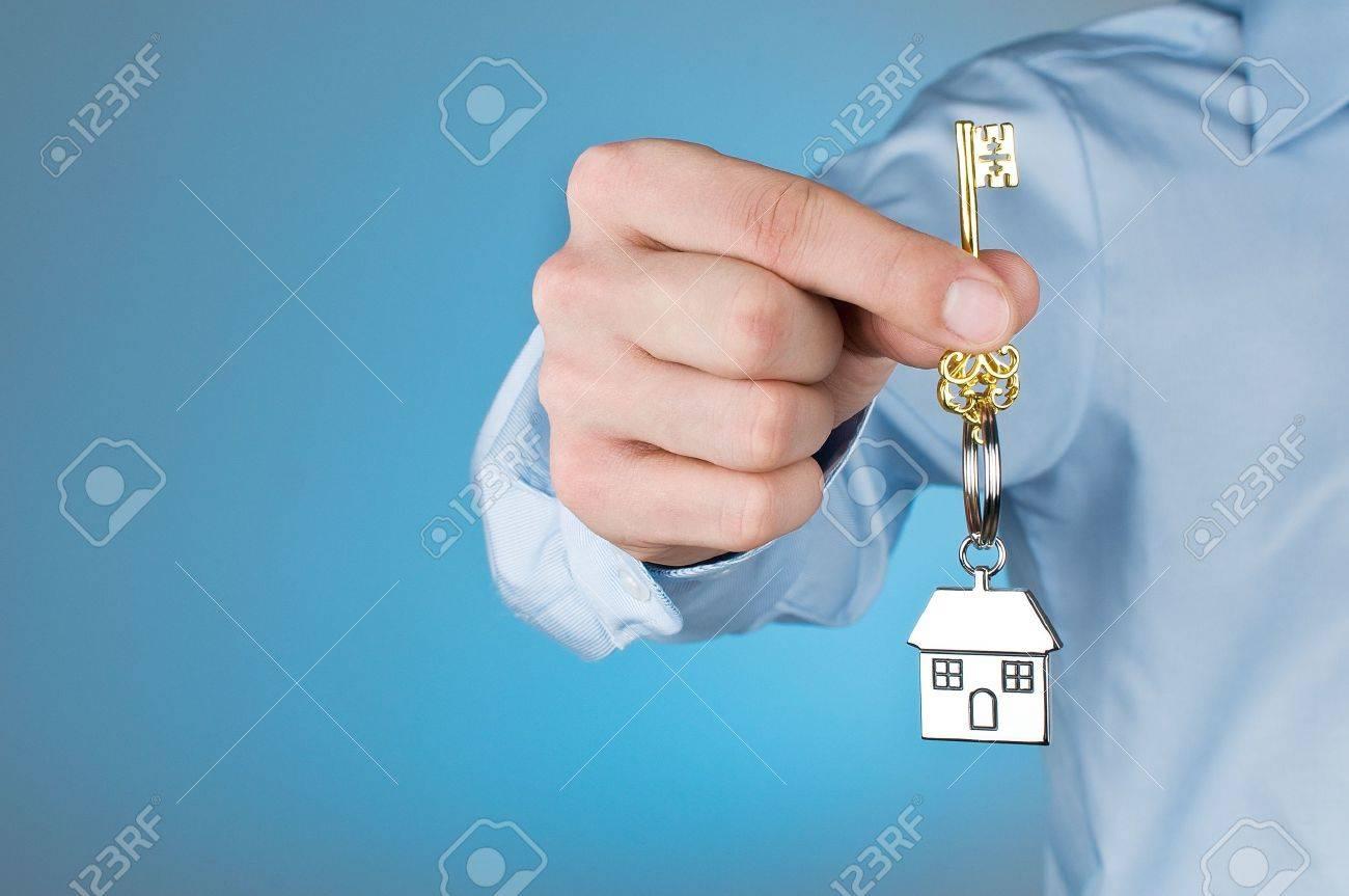 House Key Stock Photo - 12658338