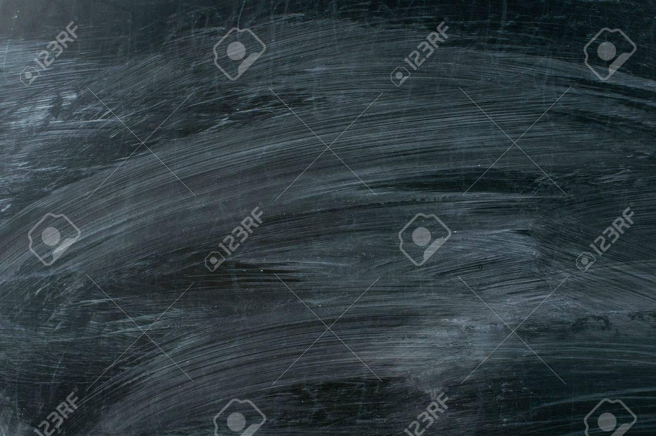 Blank chalkboard, blackboard texture Stock Photo - 12658350