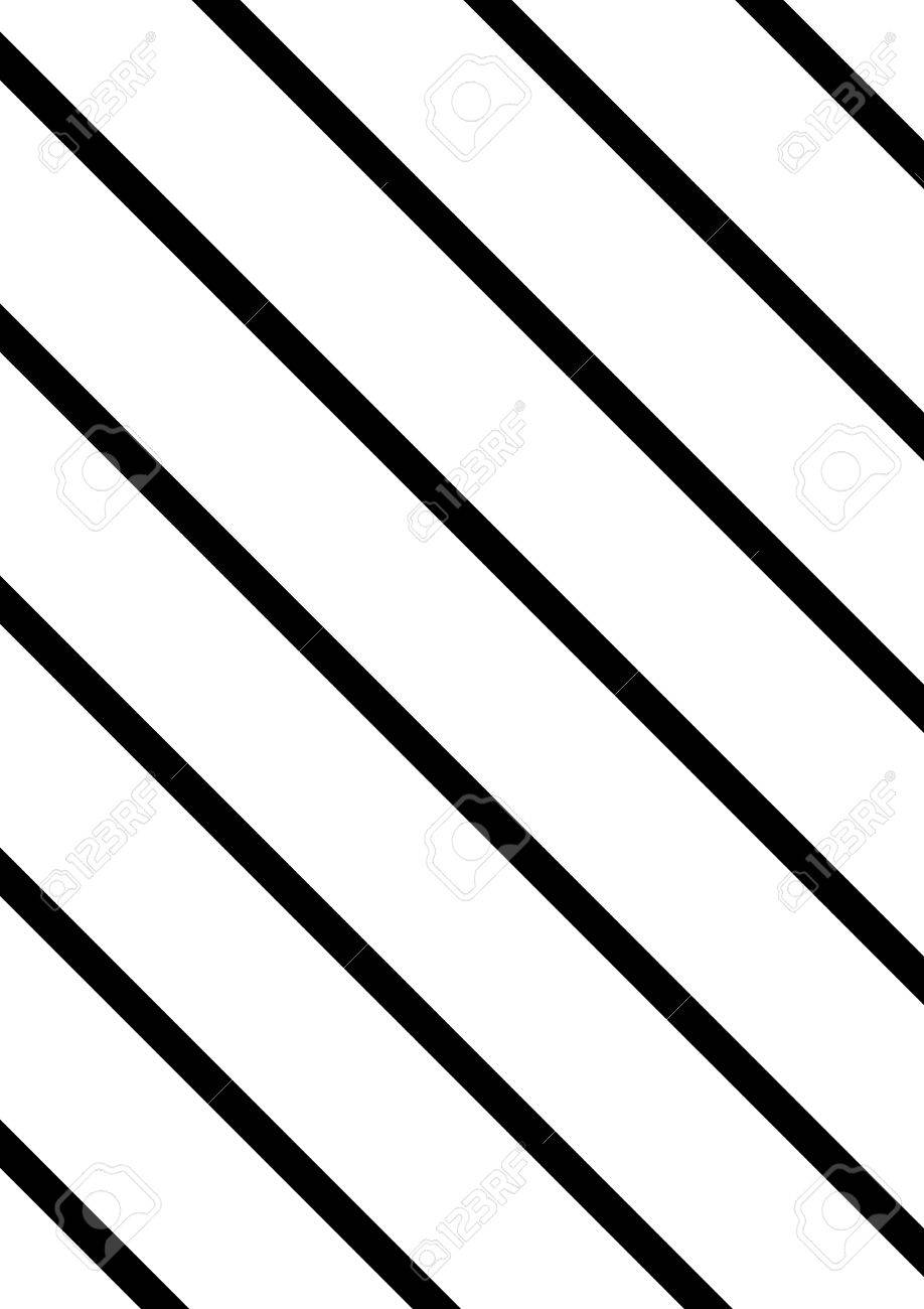 Line pattern stripes texture geometric diagonal vector background black and white lines