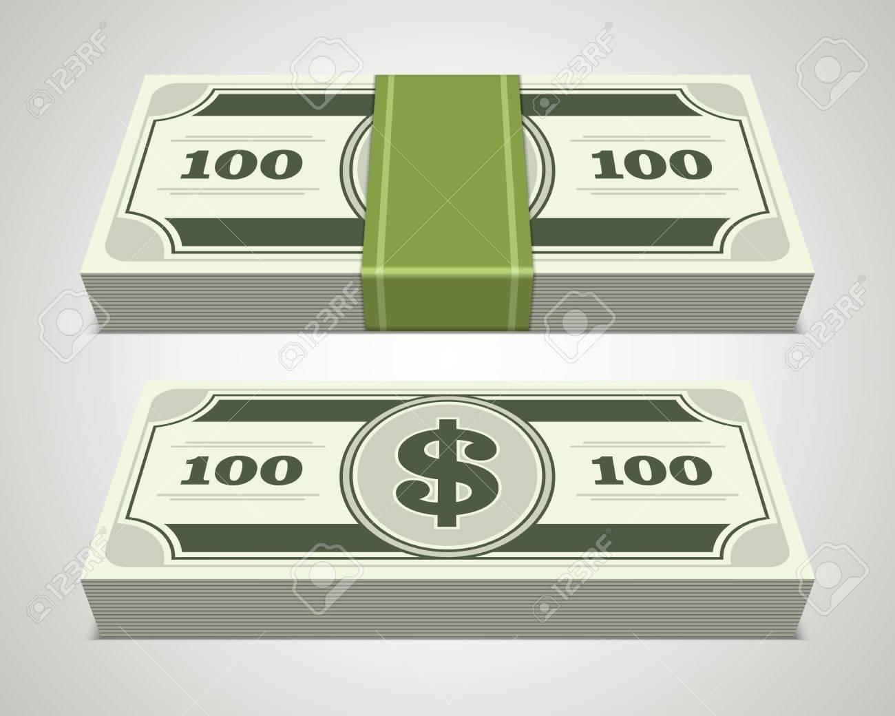 Dollar Design Elements Vector Design Elements