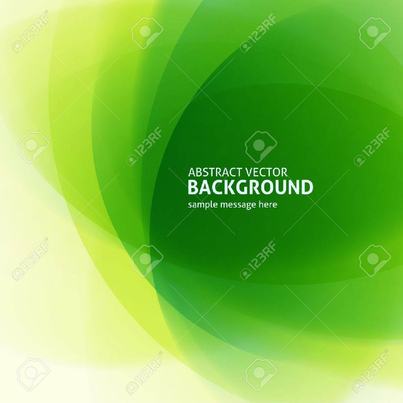 Abstract light background Stock Vector - 22028315