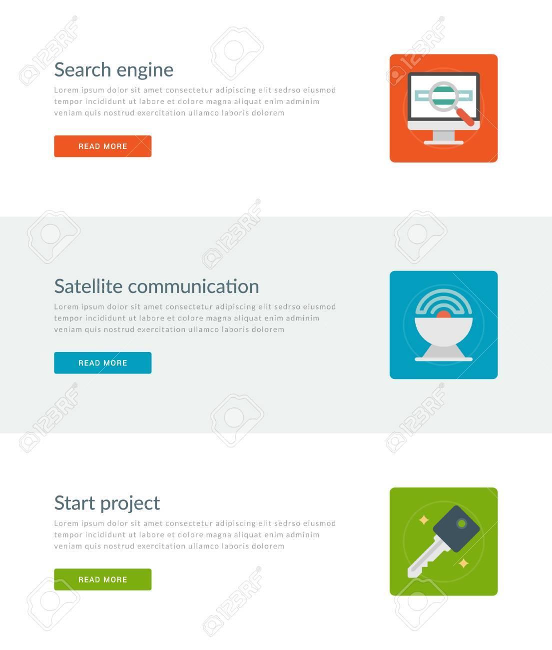 Website templates communications lazy load effect custom website.