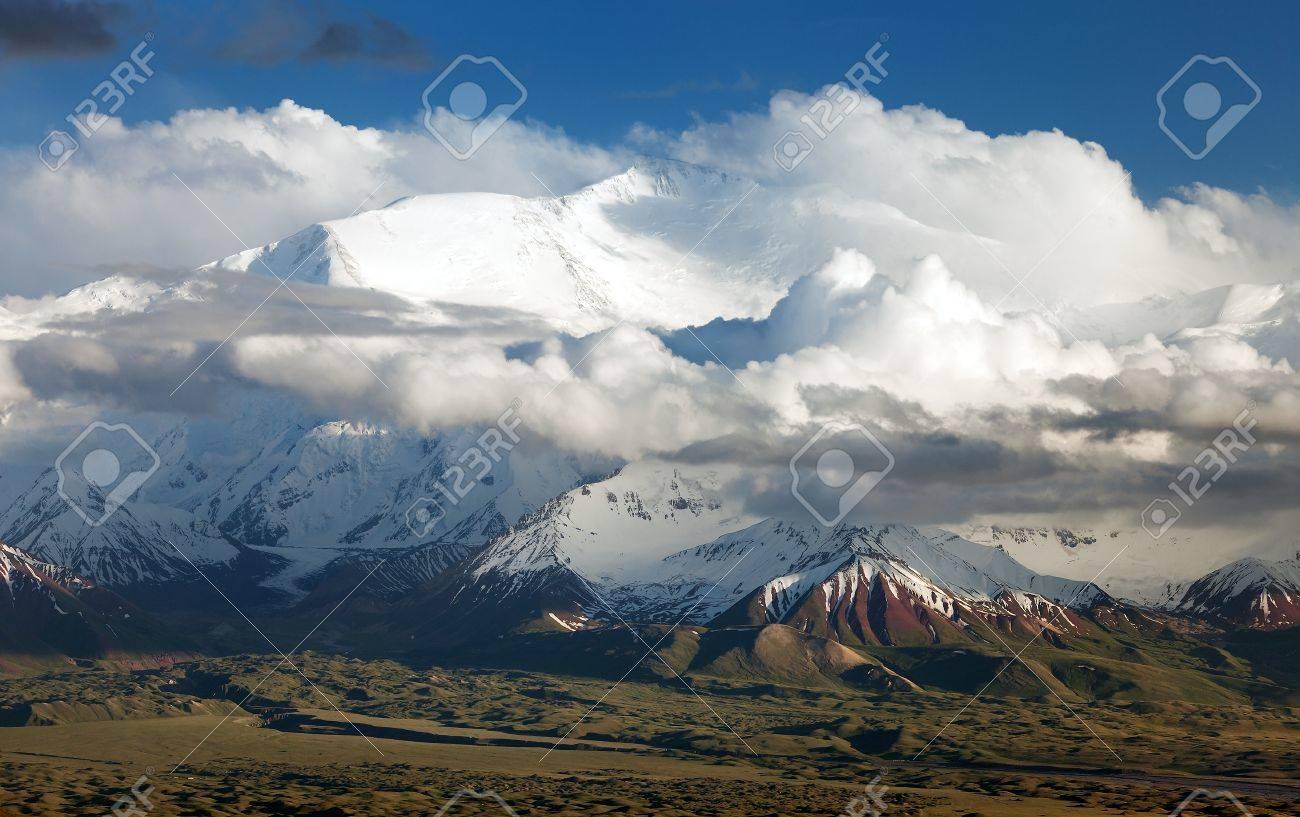 高原 パミール