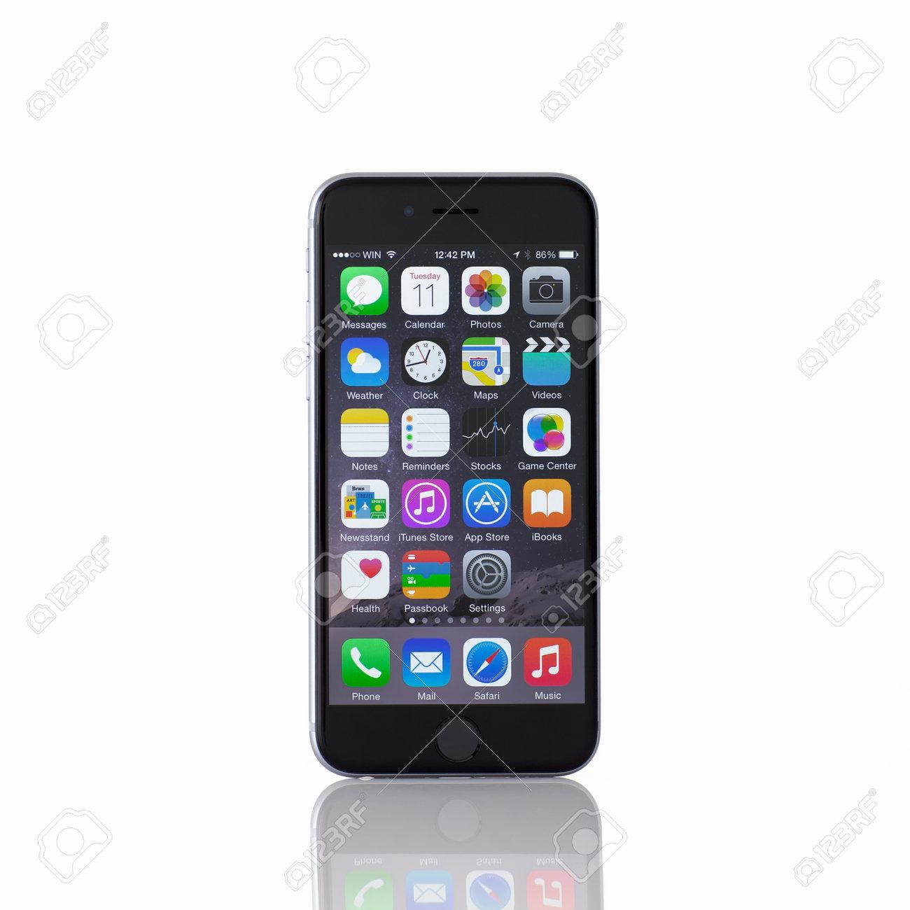 telephone apple iphone6