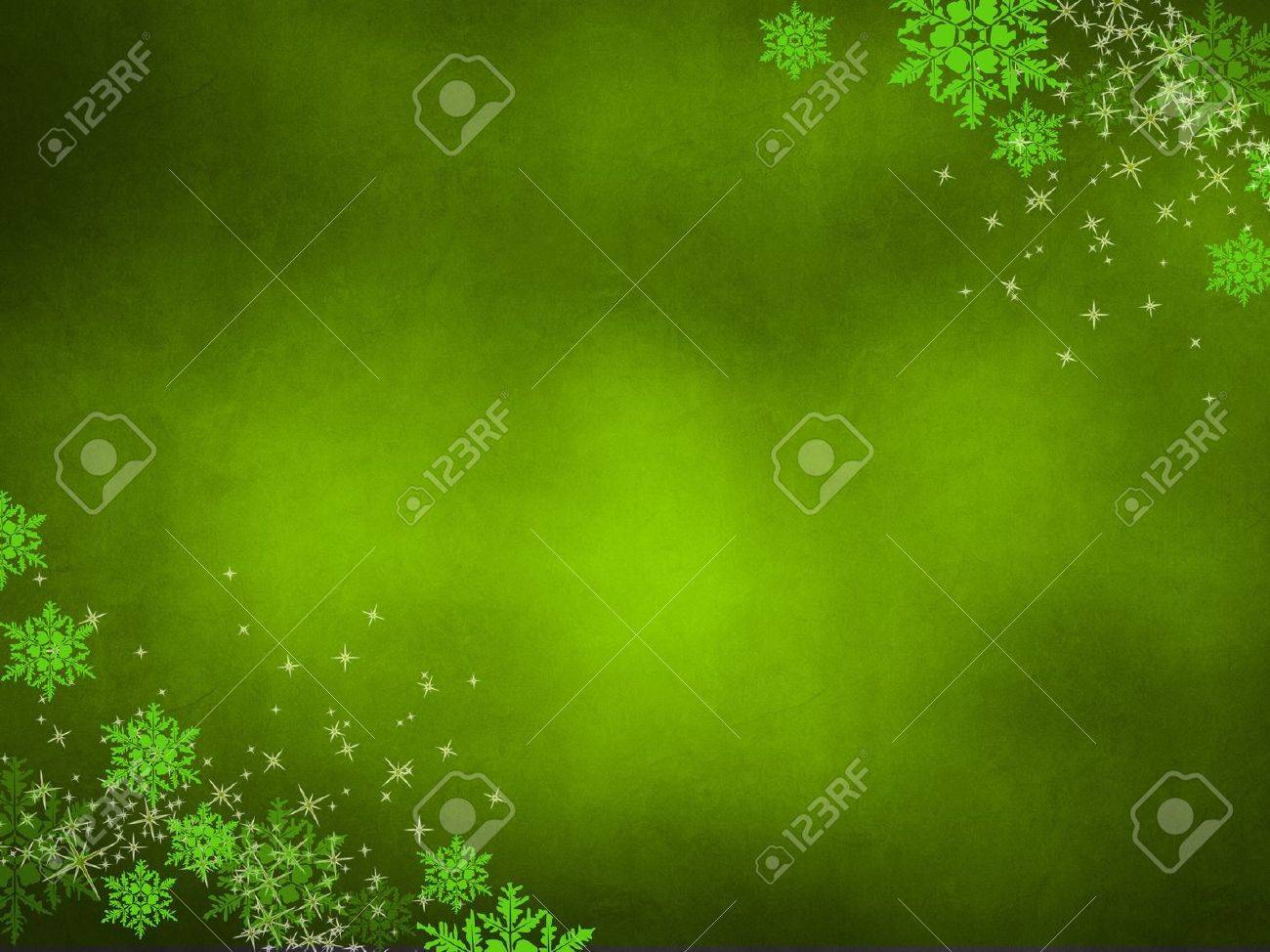 Go Green Christmas and new year Stock Photo - 8426091