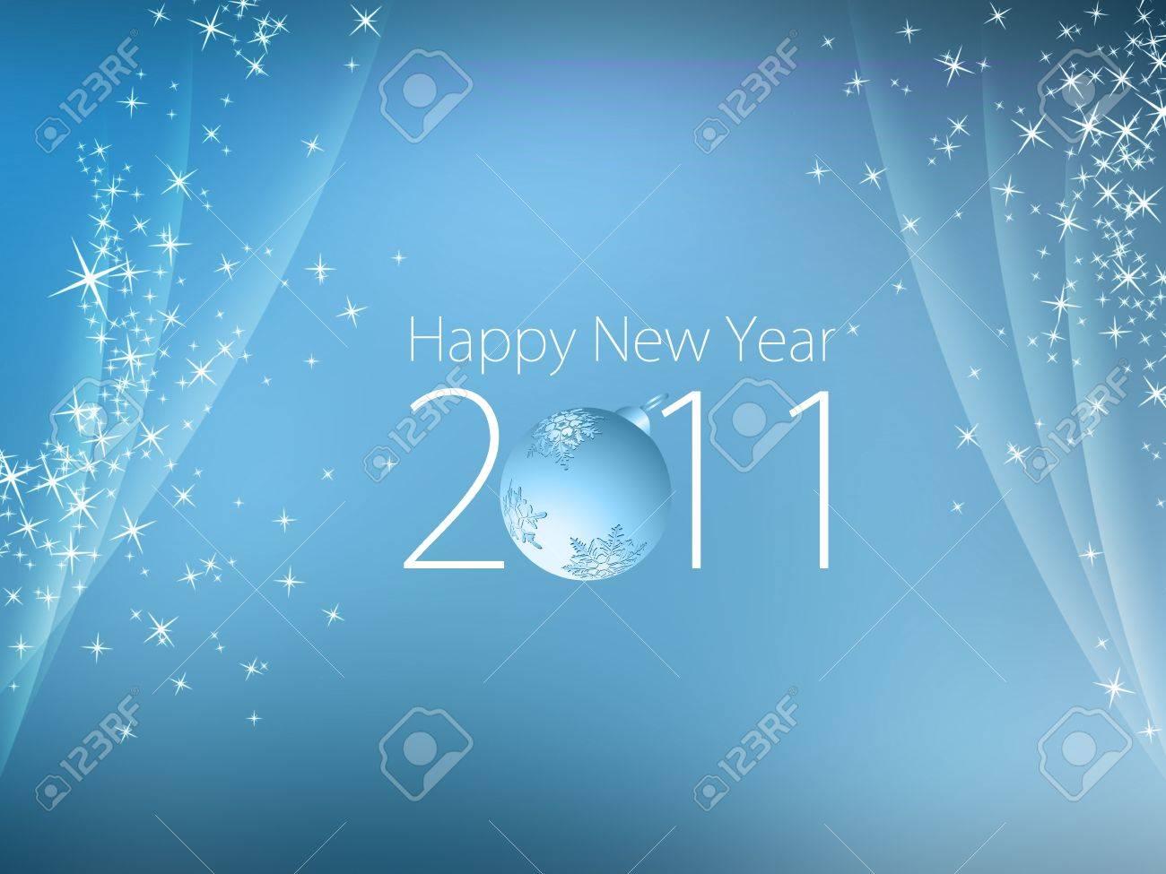 light pastel beautiful new year Stock Photo - 8426089