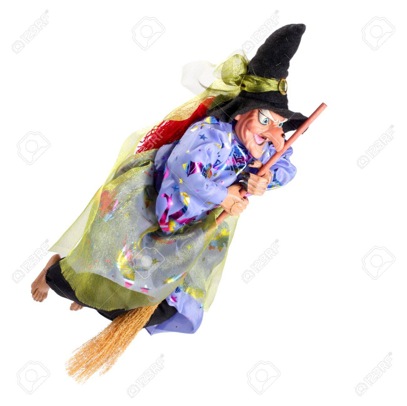 Flying Broom Stock Photos & Pictures. Royalty Free Flying Broom ...