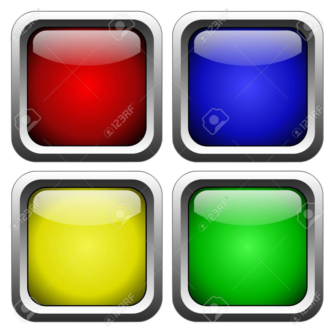 Glass buttons Stock Photo - 12284075
