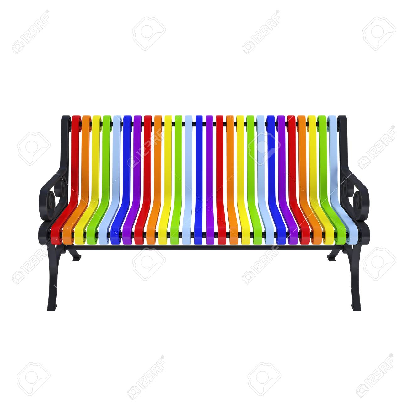 coole regenbogen farben