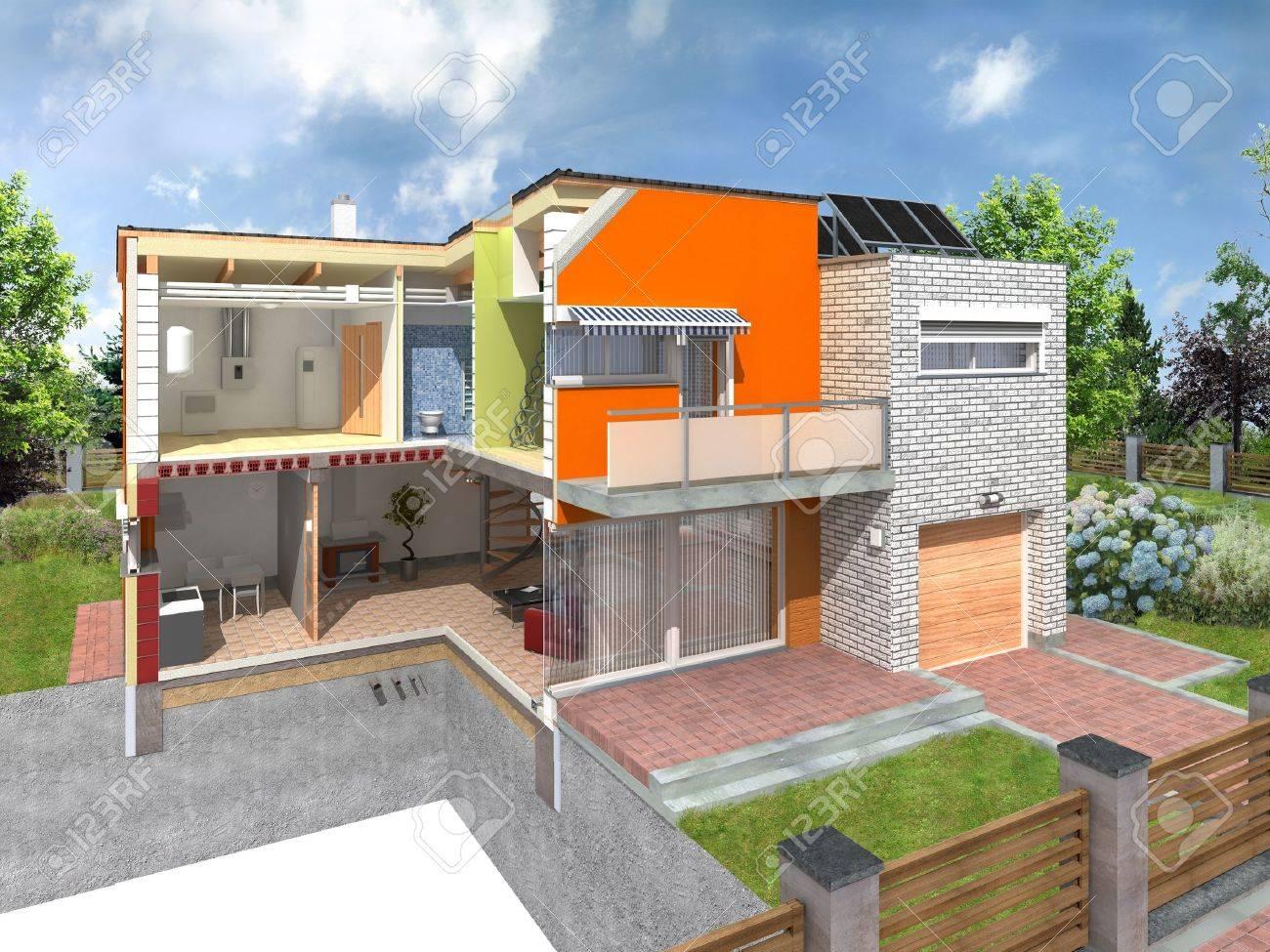 modern house types