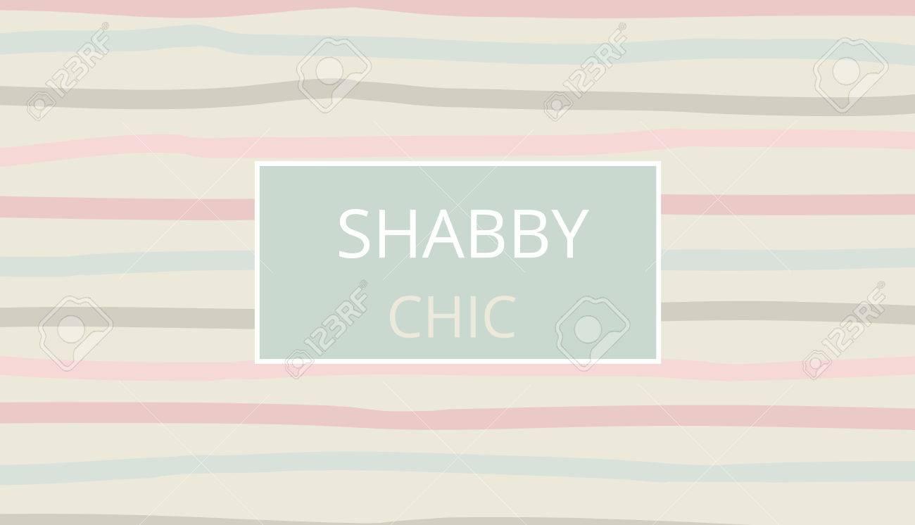 Shabby Chic. Elegante Guisantes Fondo De La Vendimia Y Marco De Las ...