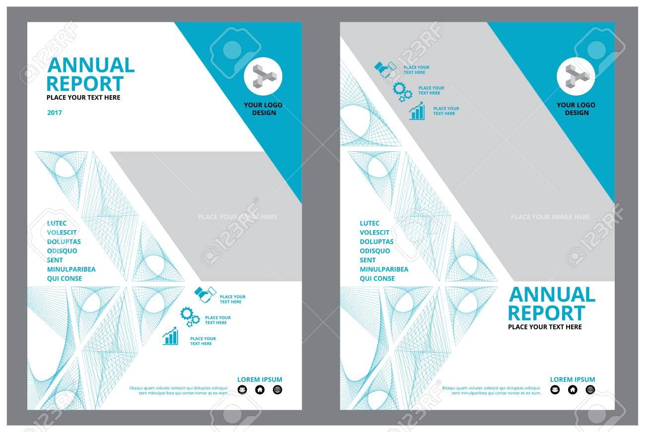 Geschäftsbericht Broschüre Vorlage Lizenzfrei Nutzbare ...