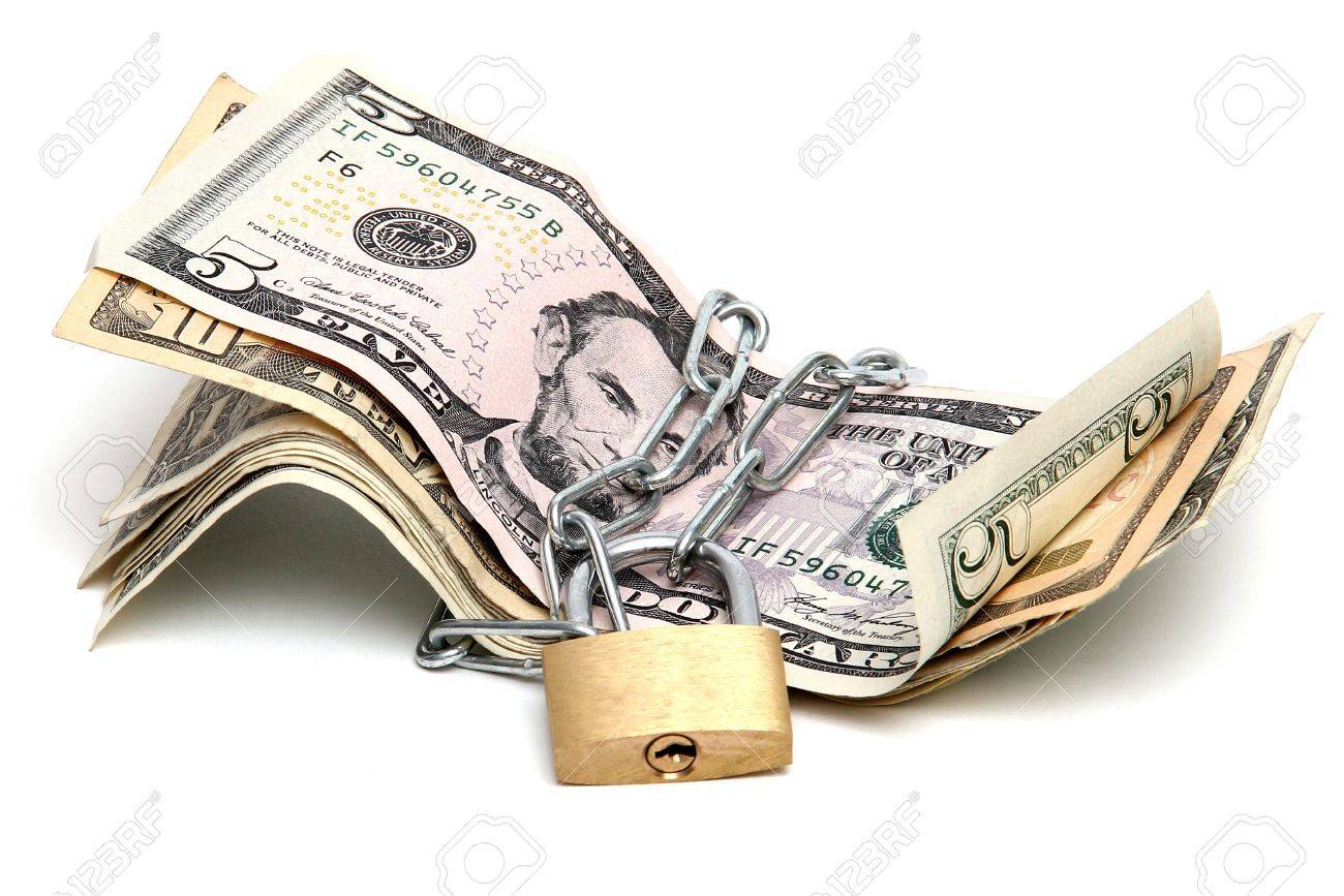 Protected currency Stock Photo - 12291297