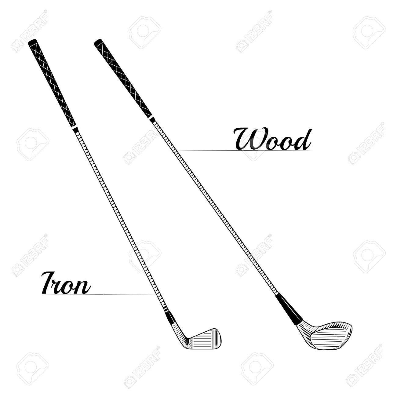 Vector Golf Posters Or Golf Prints Golf Club Logo Design Golf Royalty Free Cliparts Vectors And Stock Illustration Image 42484392