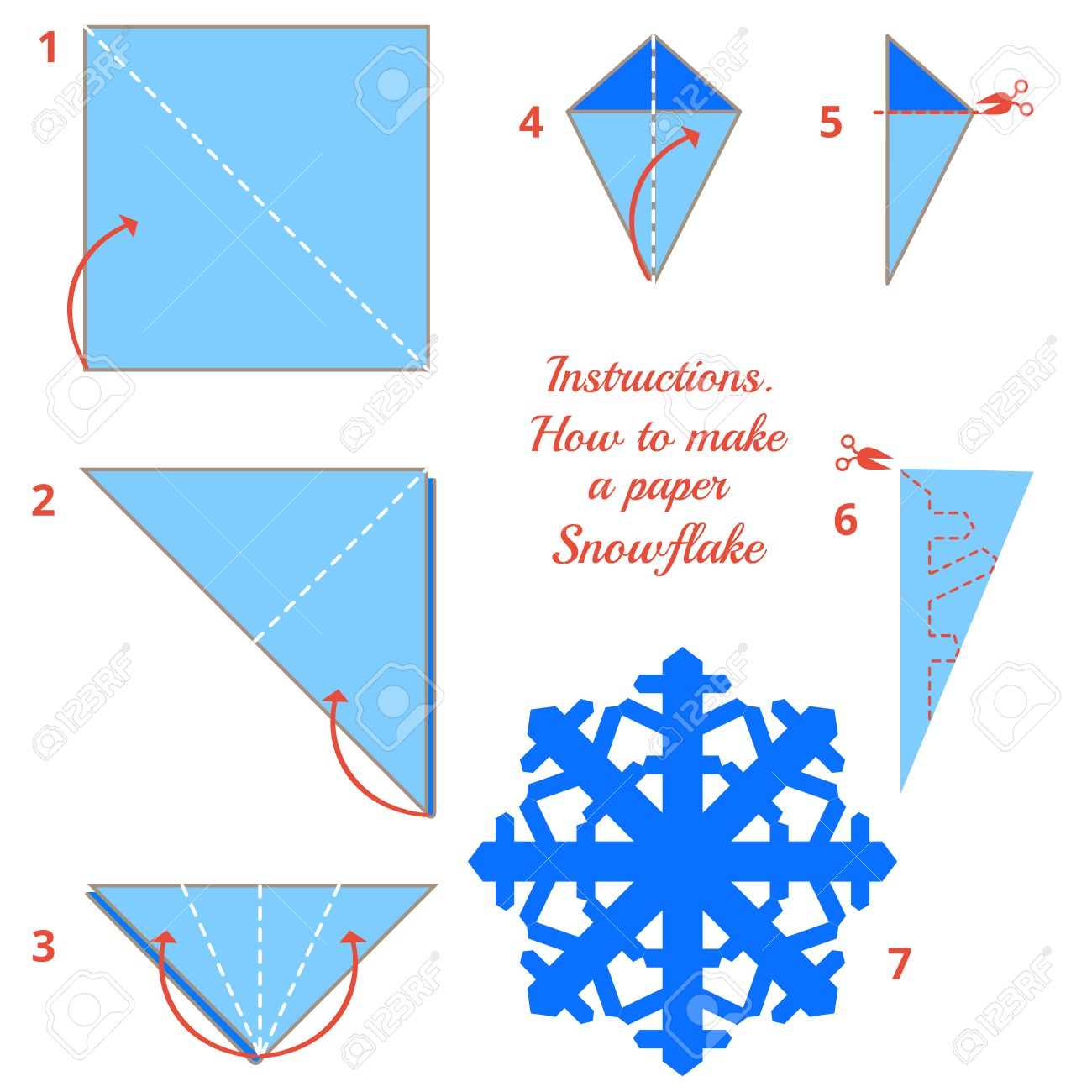 Visual game diy made of craft instructions how to make paper visual game diy made of craft instructions how to make paper snowflake tutorial jeuxipadfo Images