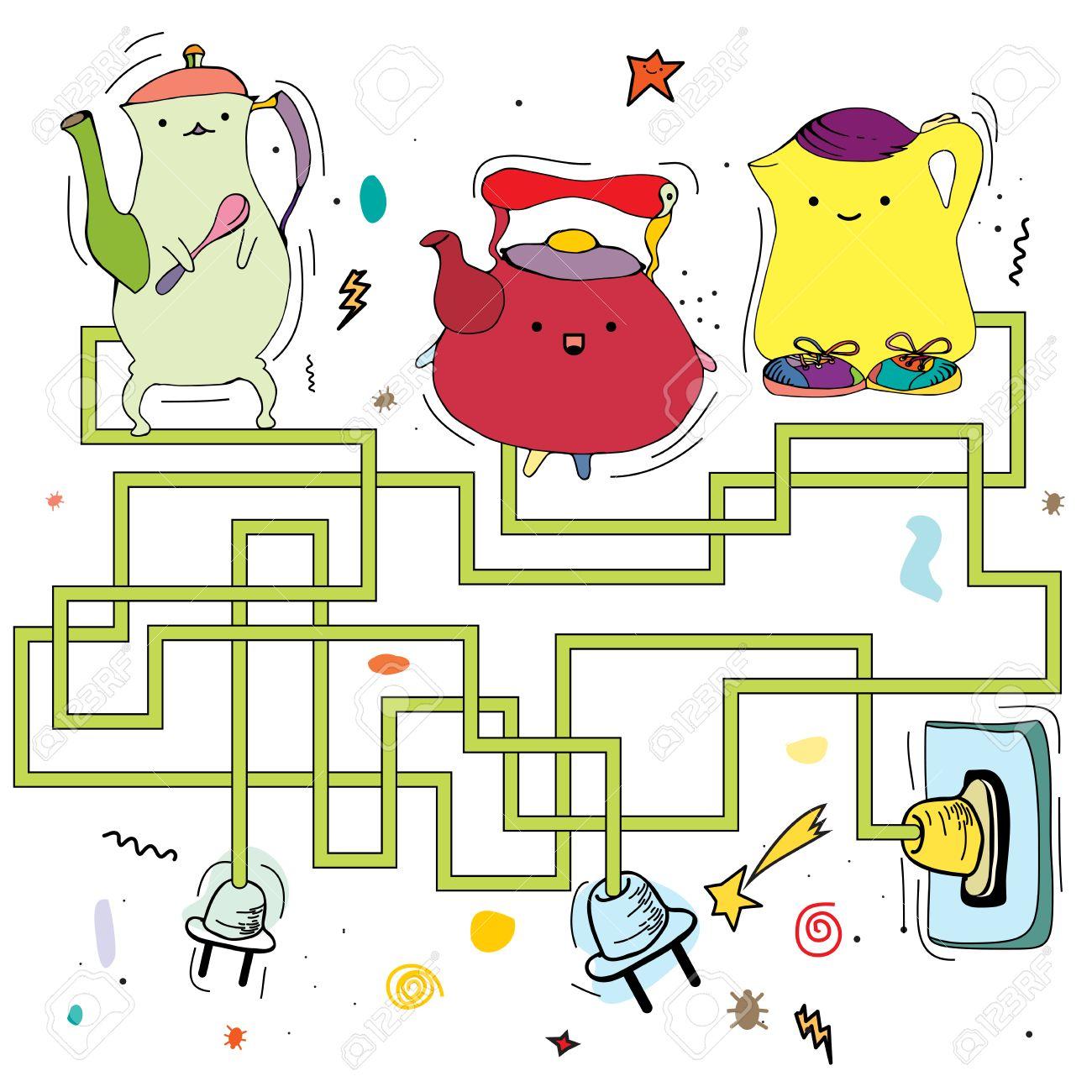 Gemütlich Spiele In Einer Küche Tee Party Zu Spielen Bilder - Ideen ...