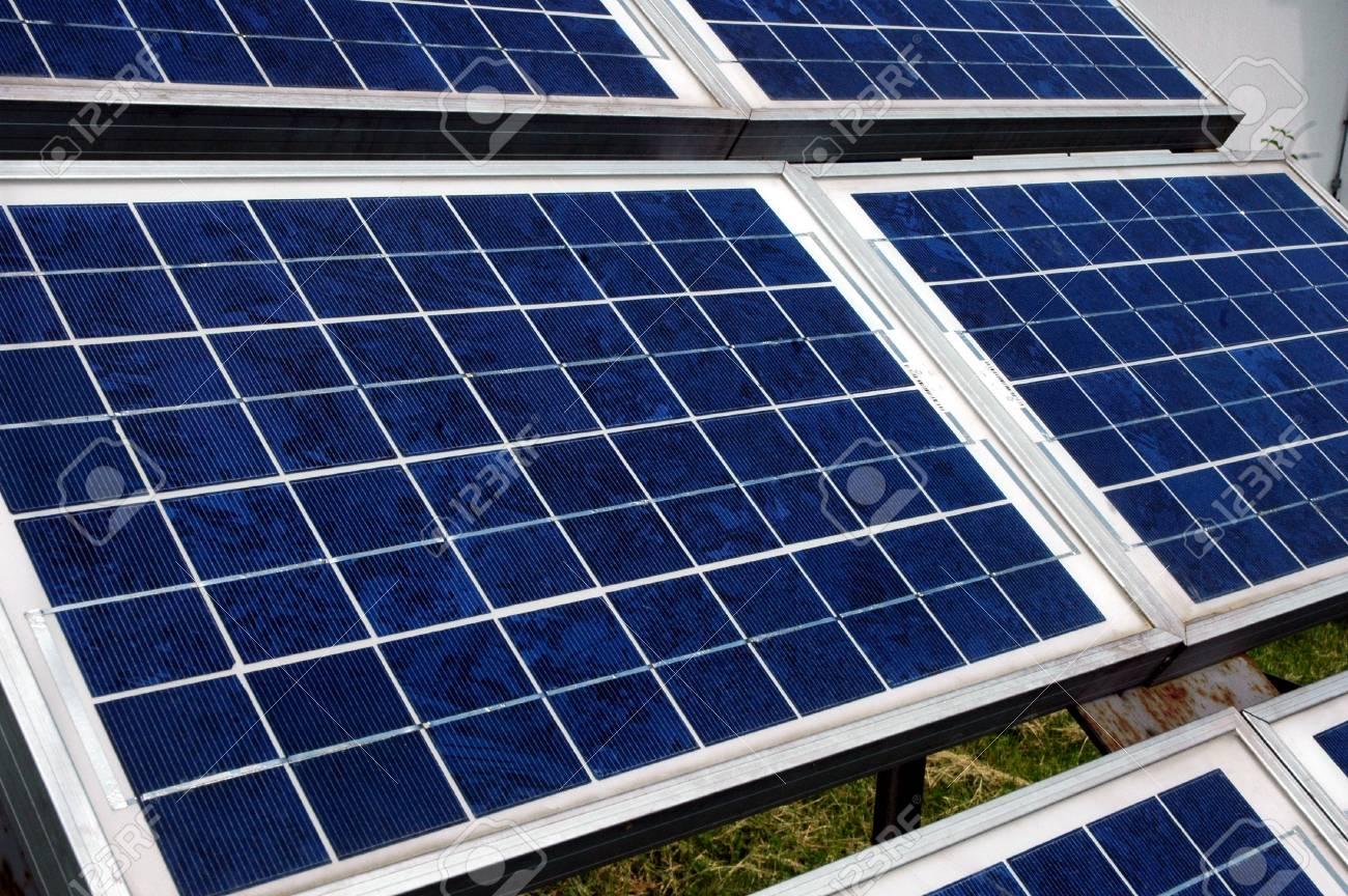 7 solar power Stock Photo - 10503808