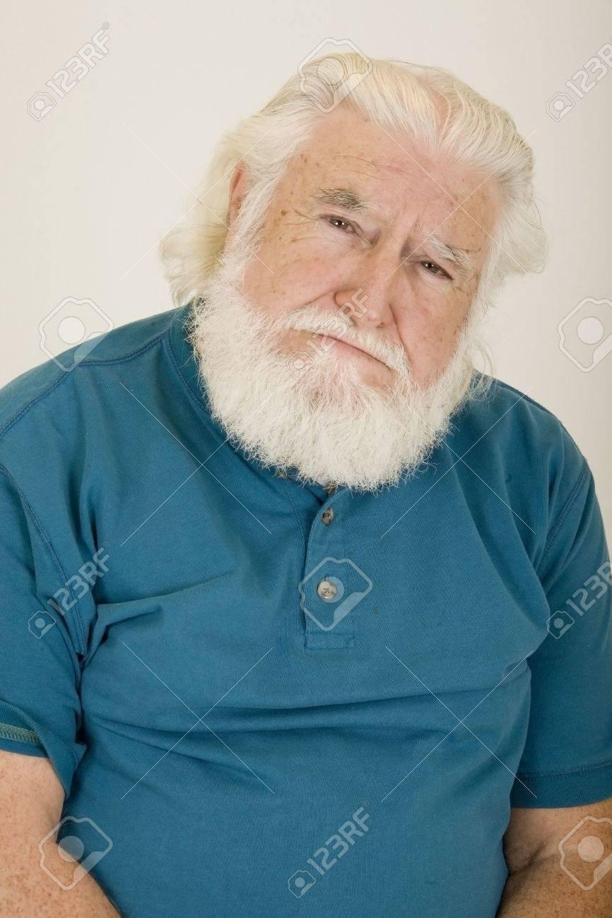 sad old man - 2704929