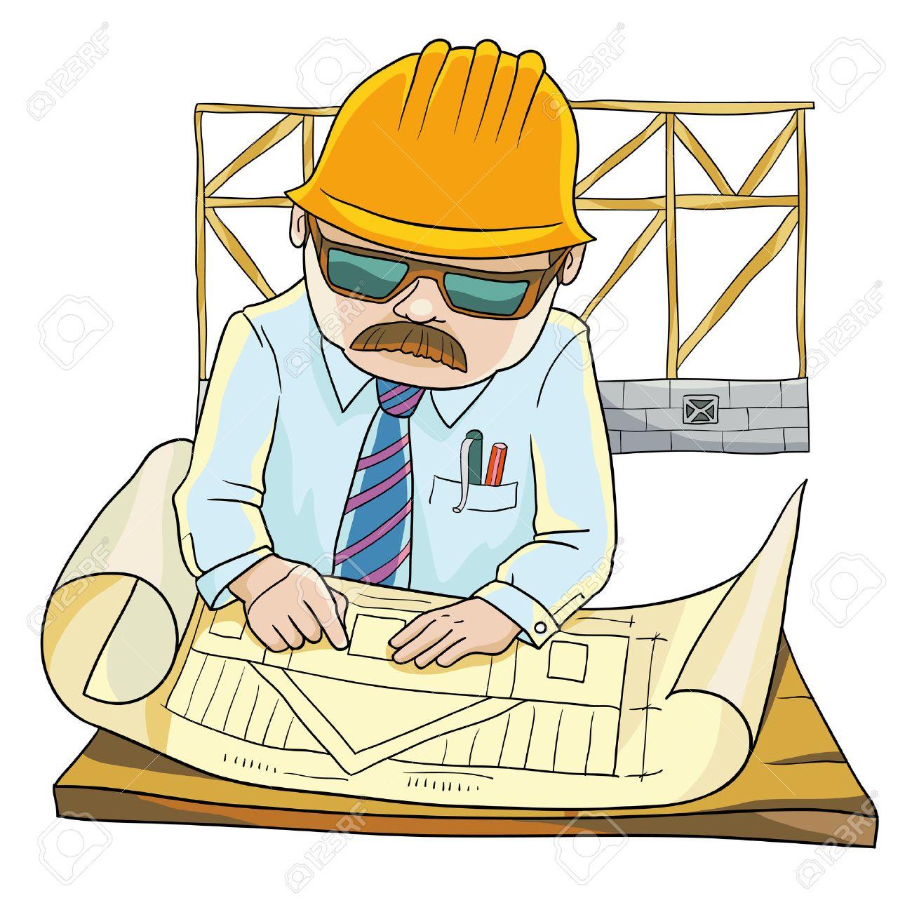 un architecte expriment valide le plan de construction dune maison banque - Plan De Construction D Une Maison