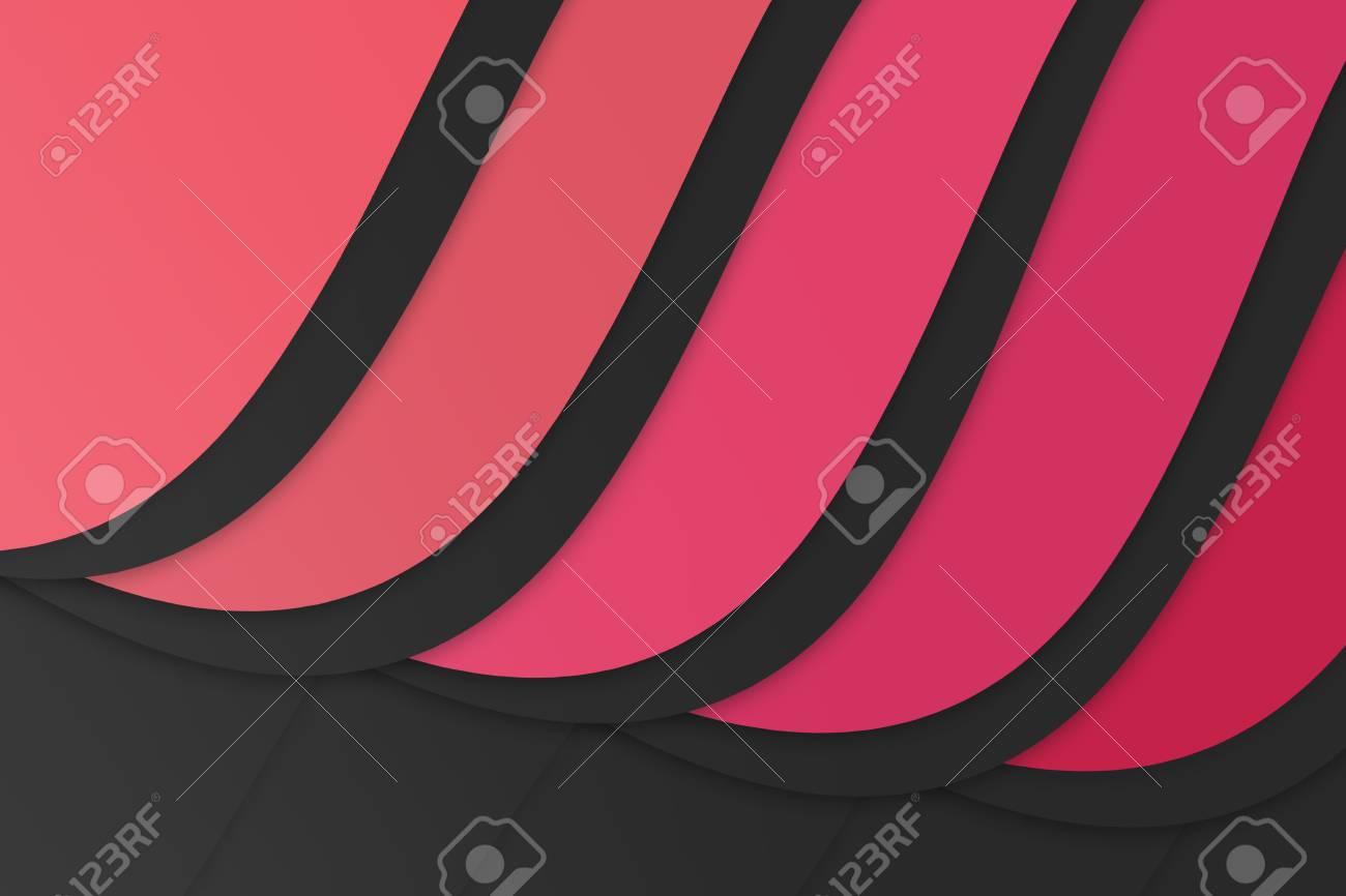 Immagini Stock Sfondo Di Presentazione Curva Di Sfumatura Di