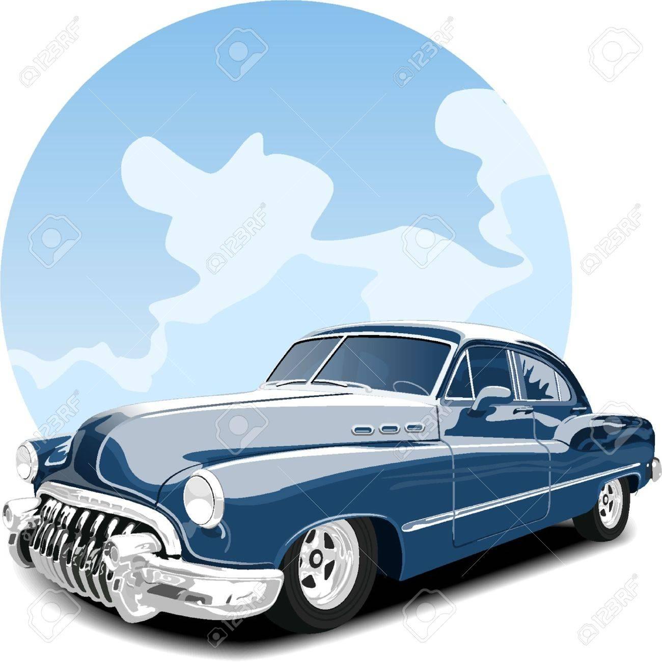 Vintage car - 18129956