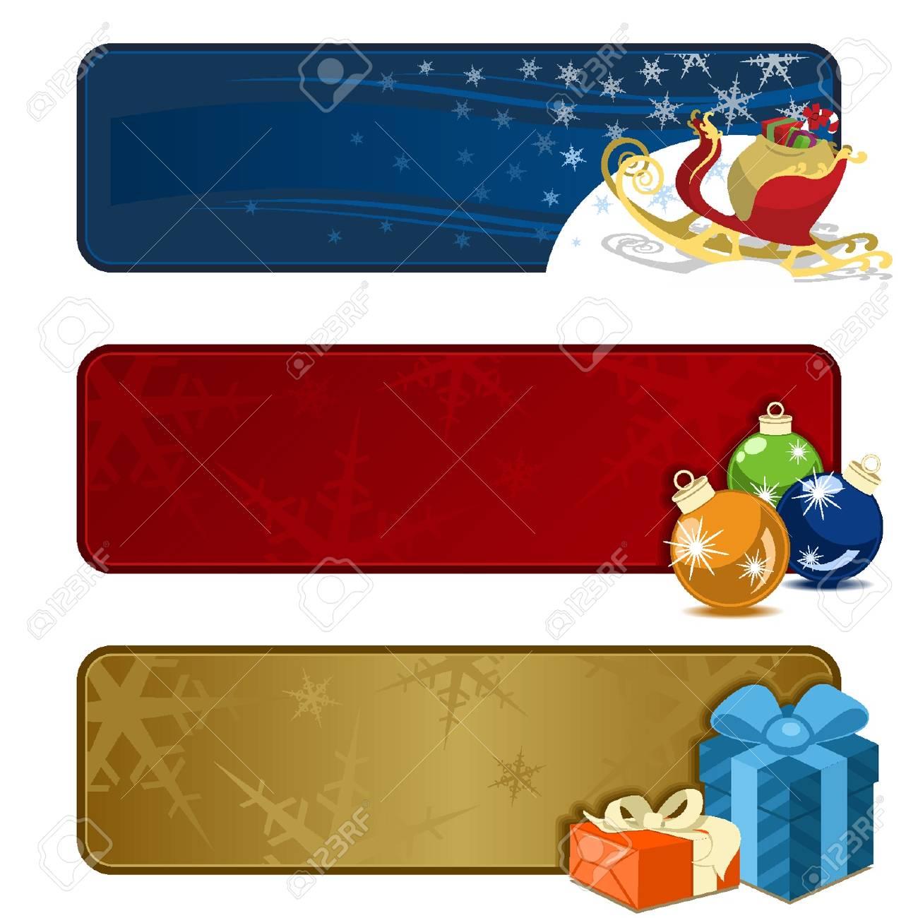 Christmas Wallpapers Stock Vector - 18134285