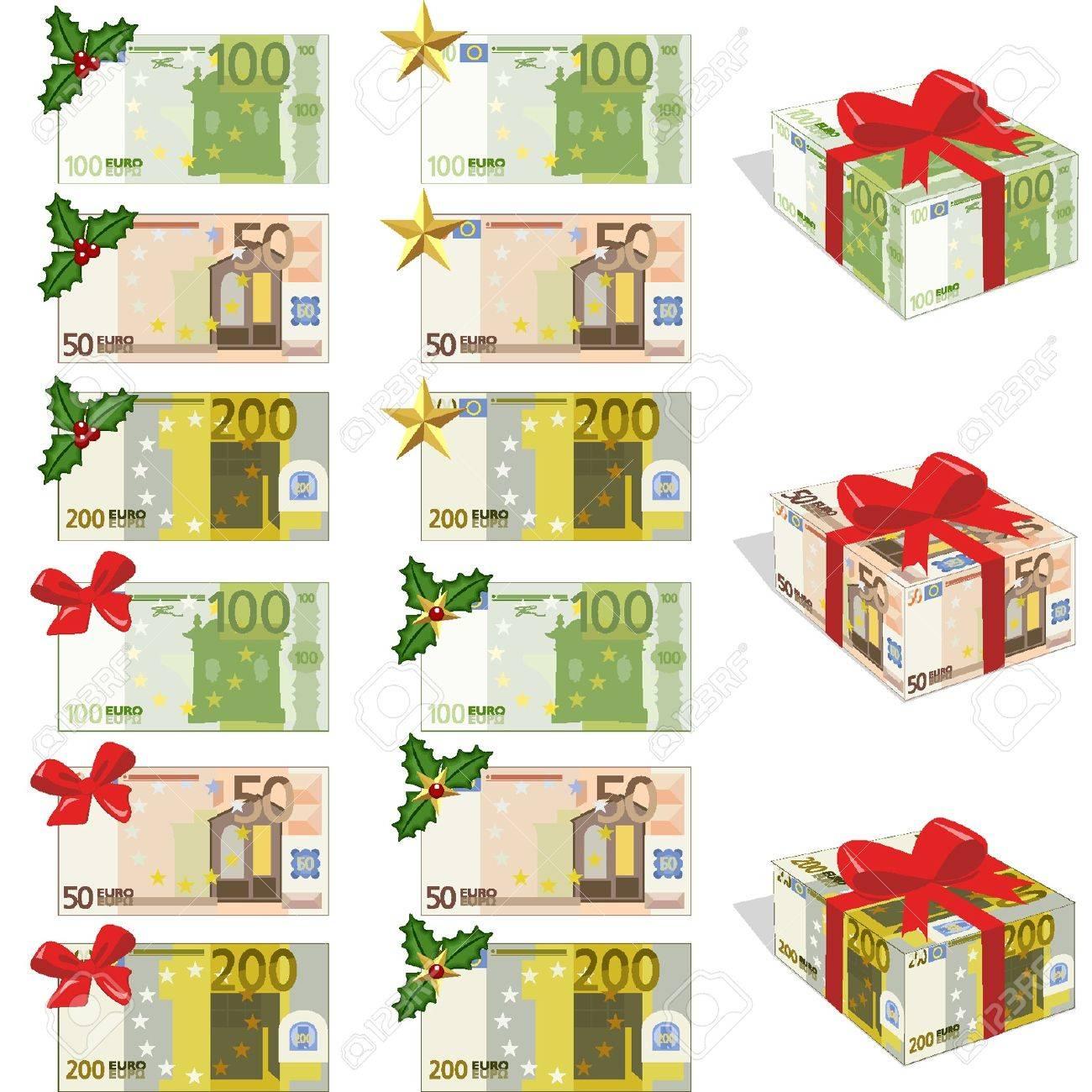 Dinero y euros Foto de archivo - 18134325