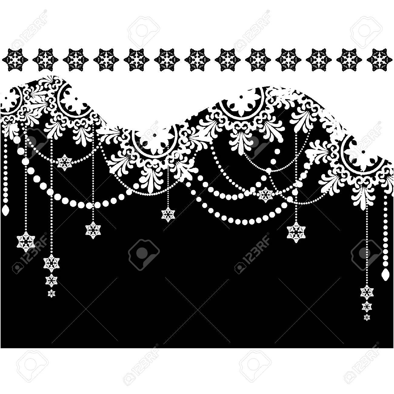 Snowflake winter background. Stock Vector - 11564291