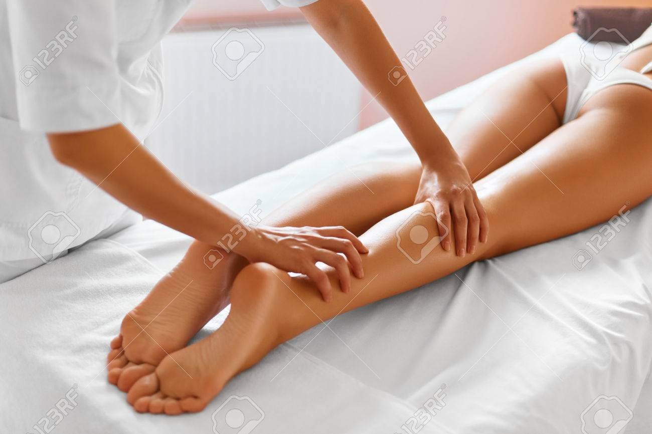 Image result for massage leg