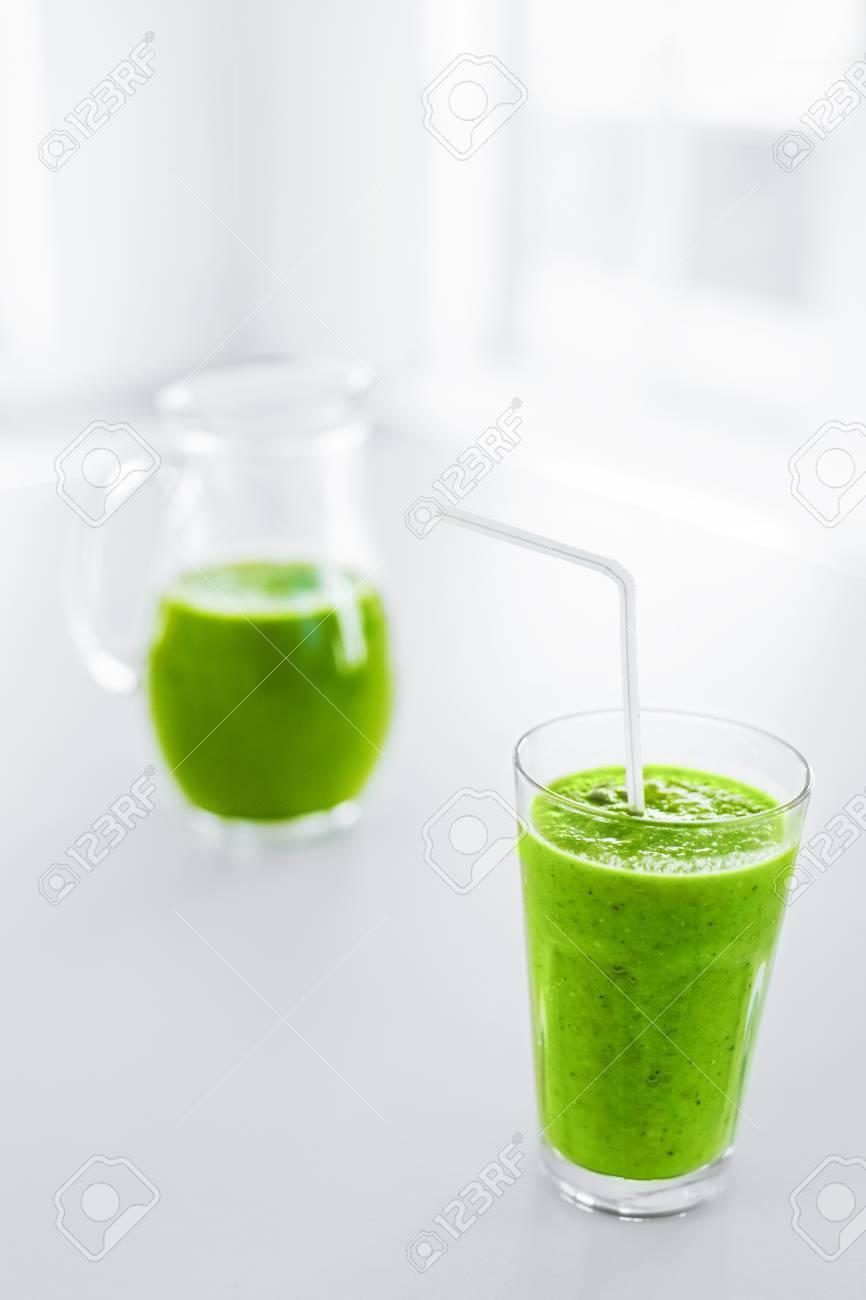 Como es la dieta del jugo verde