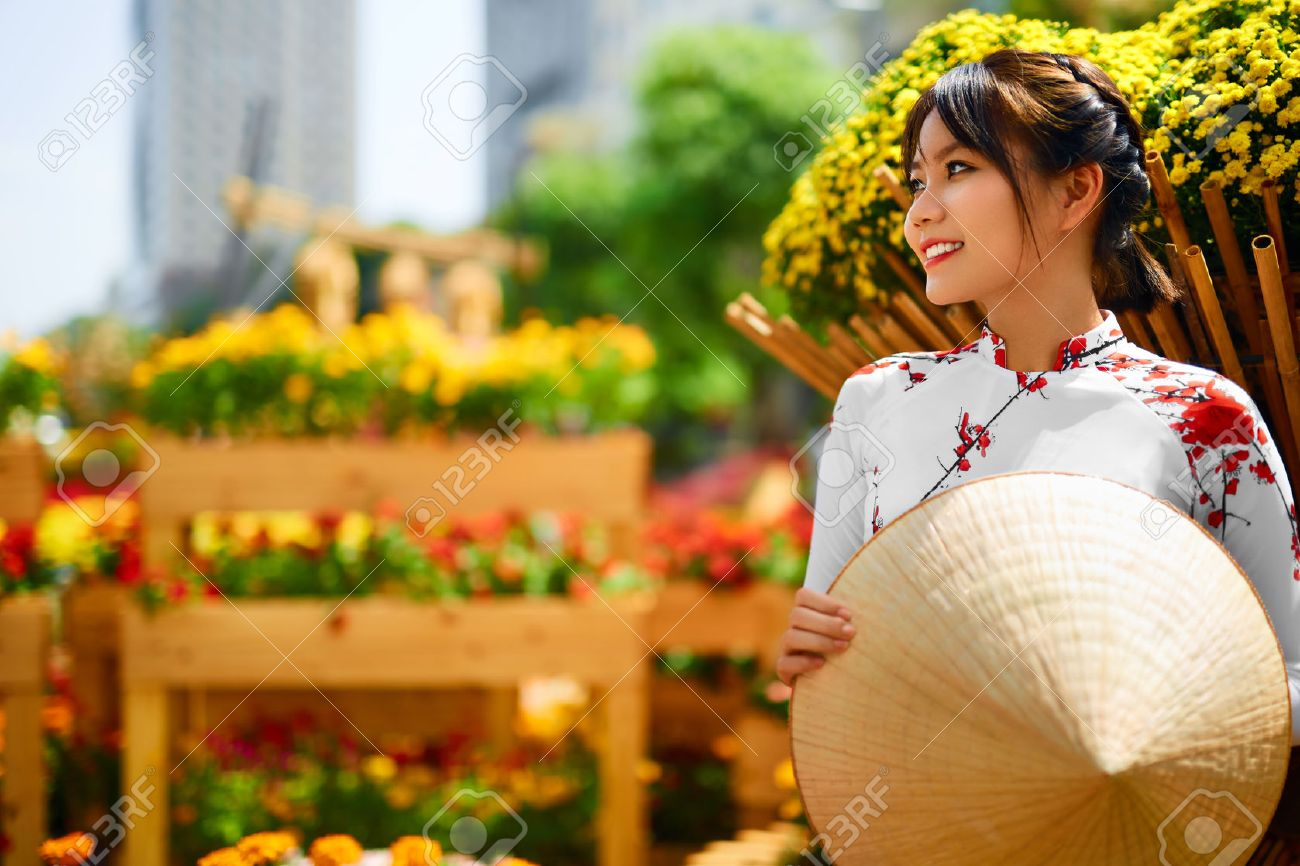 Asian ladies in asia