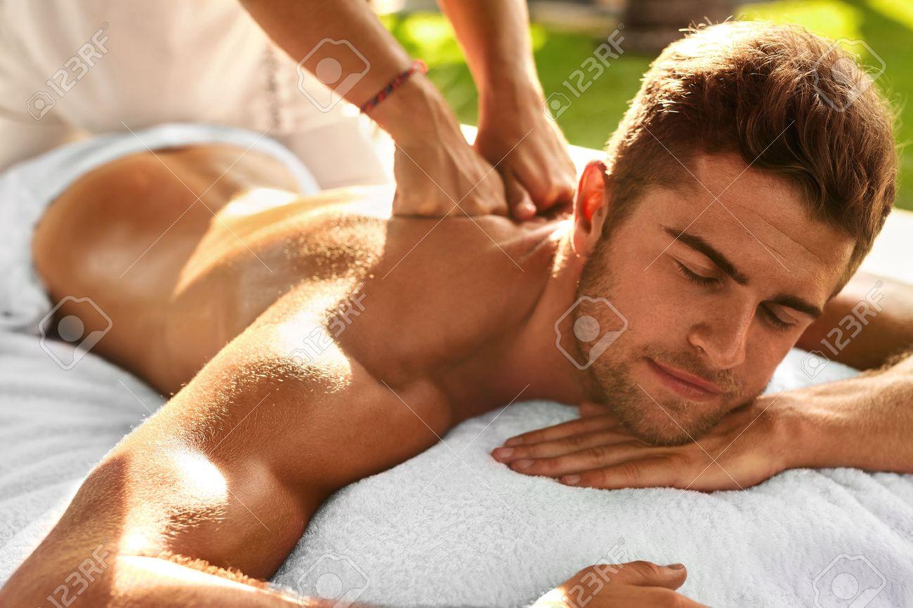 El masajista