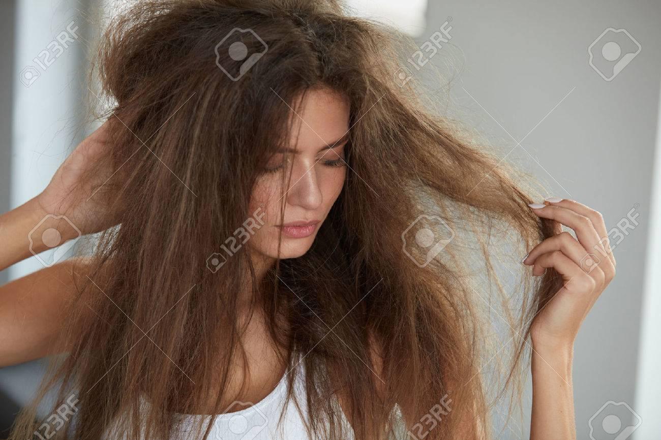 Messy Hair Stock Photos. Royalty Free Messy Hair Images
