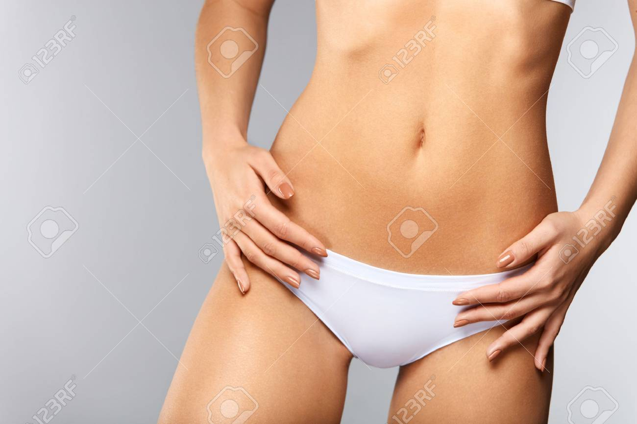Girls in tiny no coverage bikinis