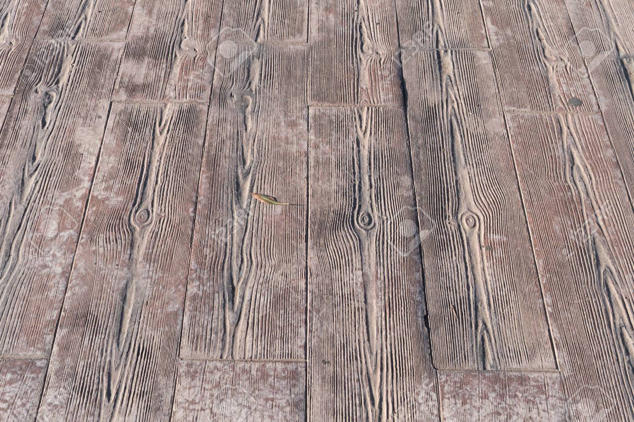 Stamped Concrete Wood Pattern Unique Design Inspiration