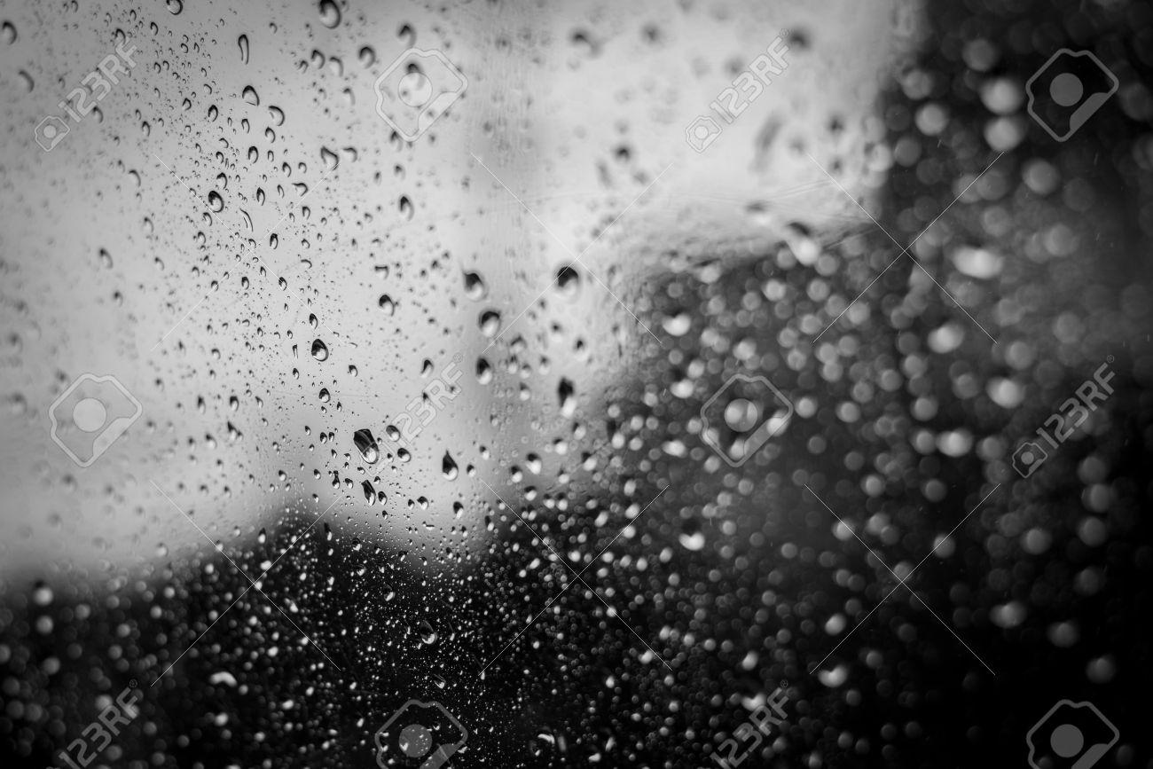 Rainy Days Rain Drops On Window Rainy Weather Rain Background