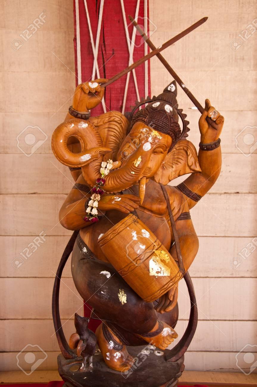 Ganesh is a Hindu God. Stock Photo - 14812105