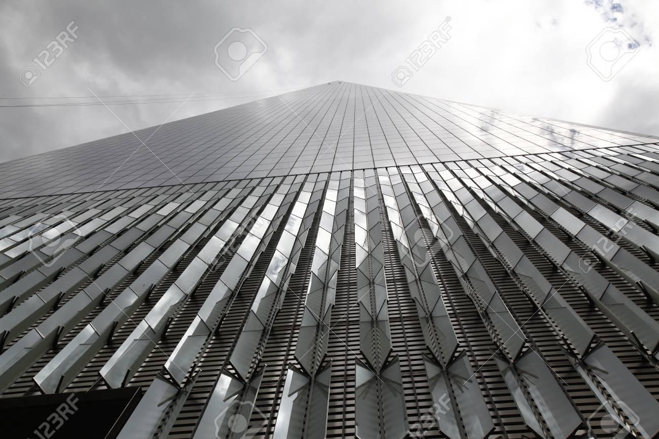 New York City Usa June 16 2018 One World Trade Center Called