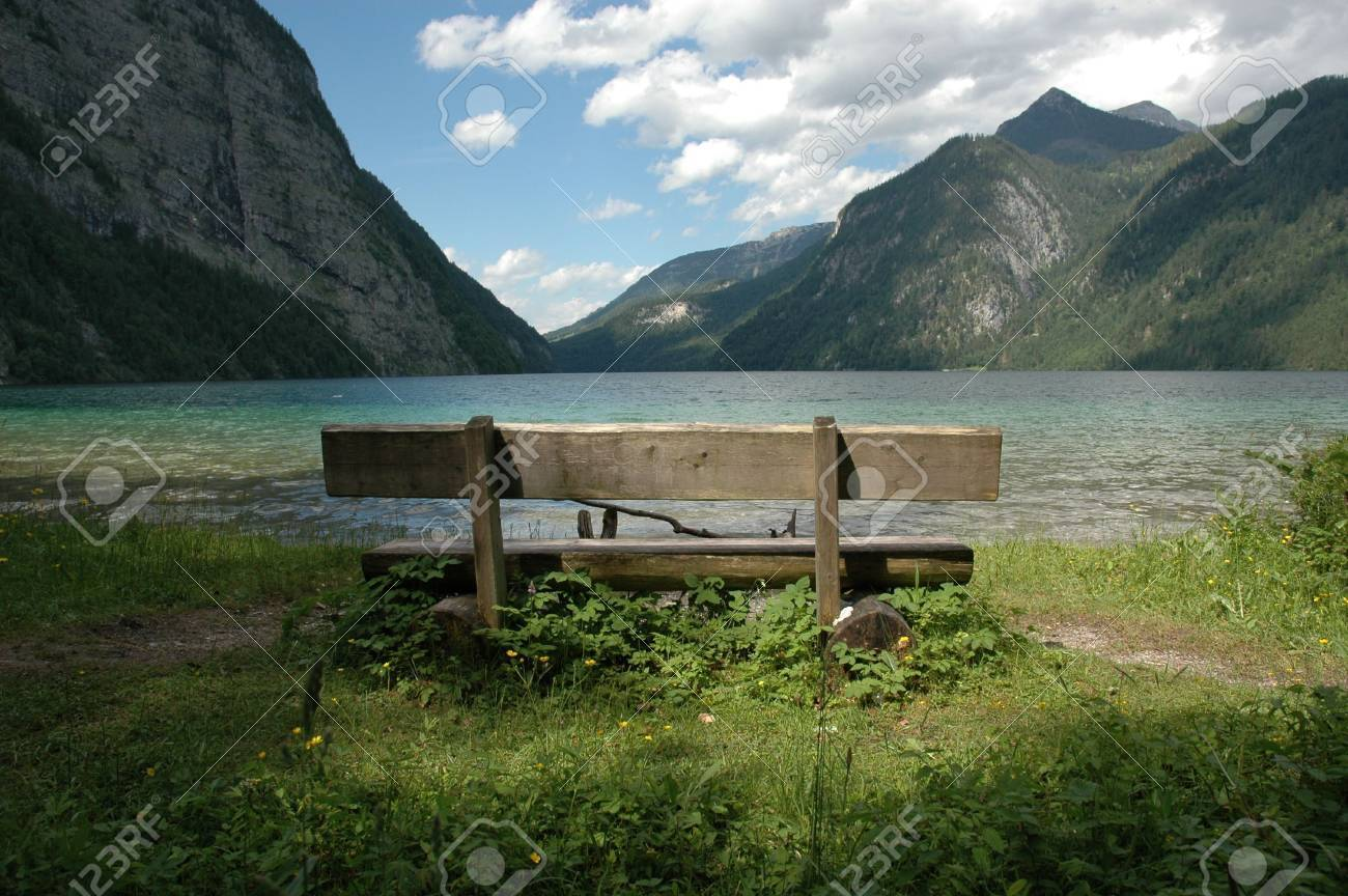The Königssee famous place in Bavaria Stock Photo - 5220803