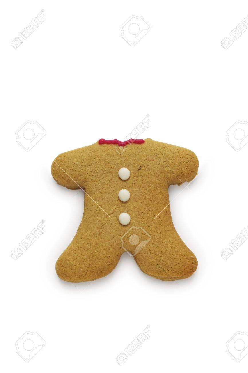 Headless Gingerbread Man Stock Photo - 15320940