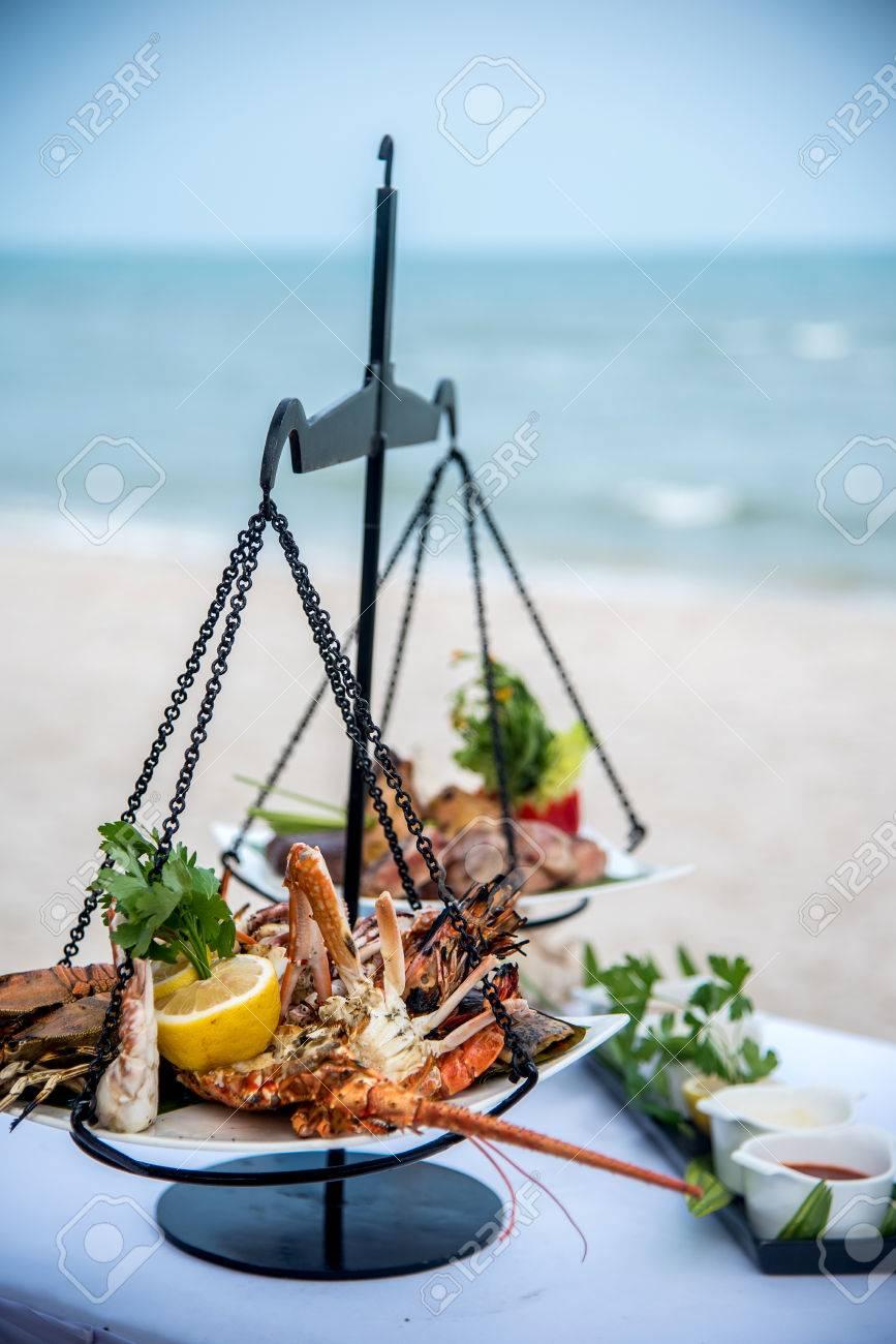 manger des fruits de mer