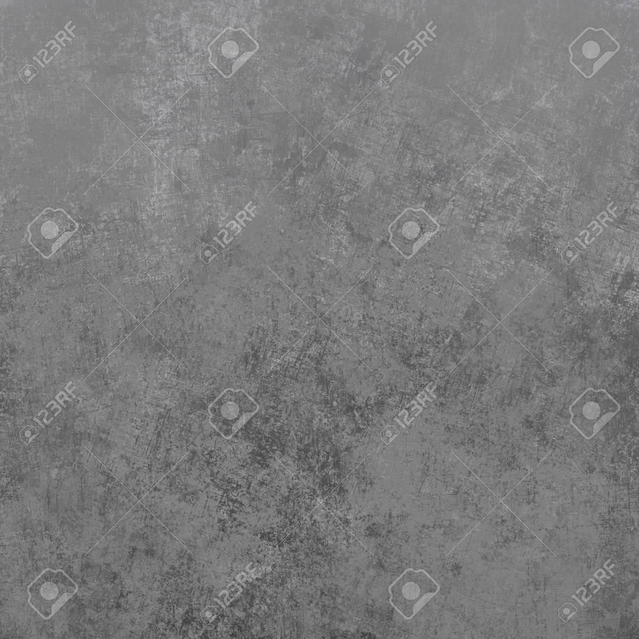 Grey designed grunge background. Vintage abstract texture - 75825127