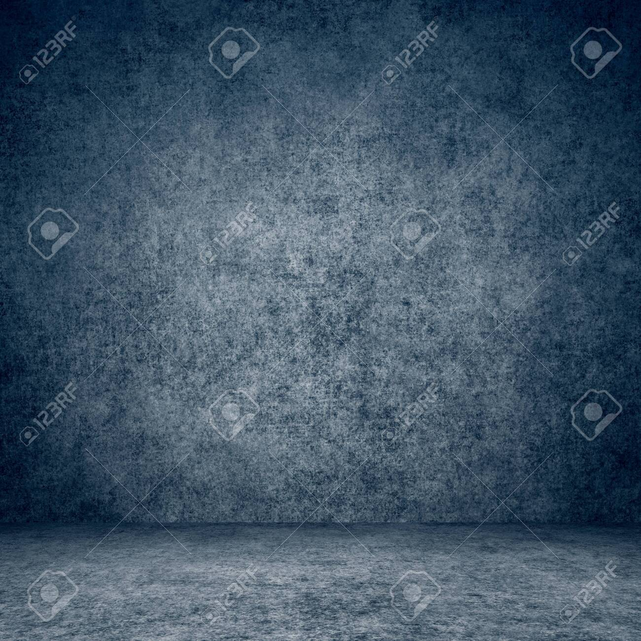 Designed grunge texture. Wall and floor interior background. - 136781905