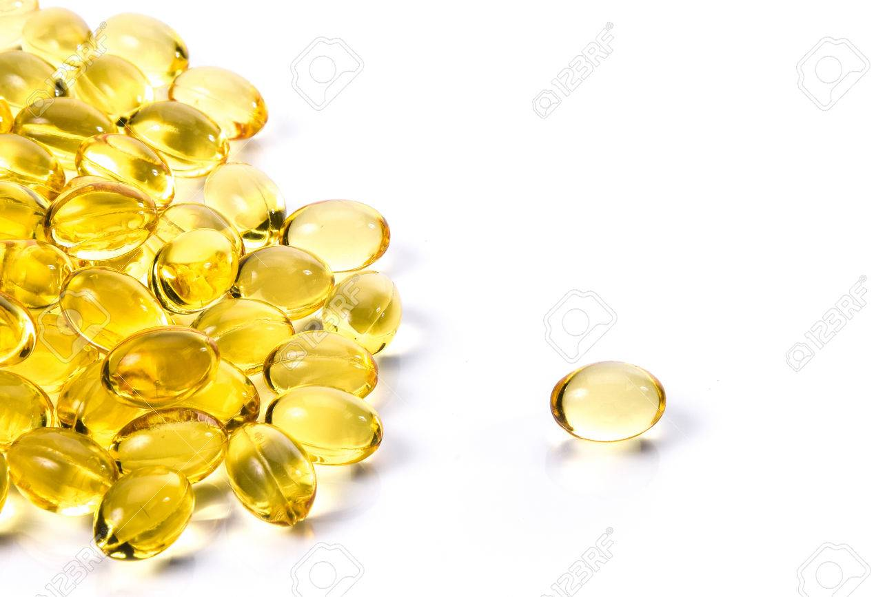 Fish Oil Capsule Omega 3 6 9 Fish Oil Yellow Soft Gels Capsules