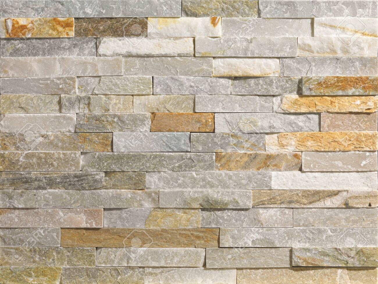 Grey And Brown Stone Wall Panels With Rough Surface Texture Background Stock Photo Picture And Royalty Free Image Image 119456828
