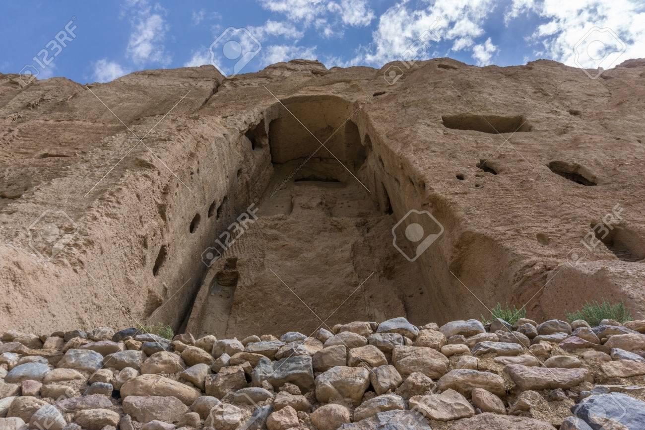 バーミヤーン - アフガニスタンの仏像 の写真素材・画像素材 Image ...
