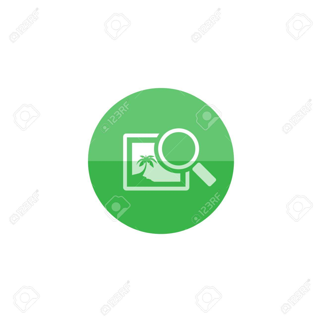 Color printing quality - Printing Quality Control Icon In Flat Color Circle Style Print Shop Service Publisher Desktop Publishing