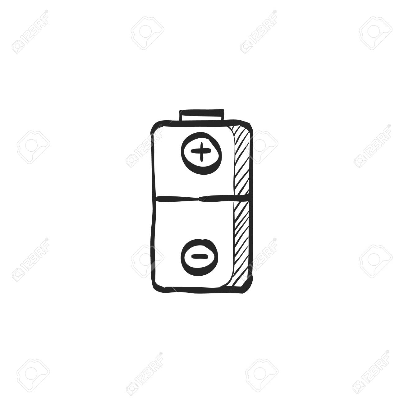 Fantastic Battery Symbols Pictures Inspiration - Wiring Diagram ...