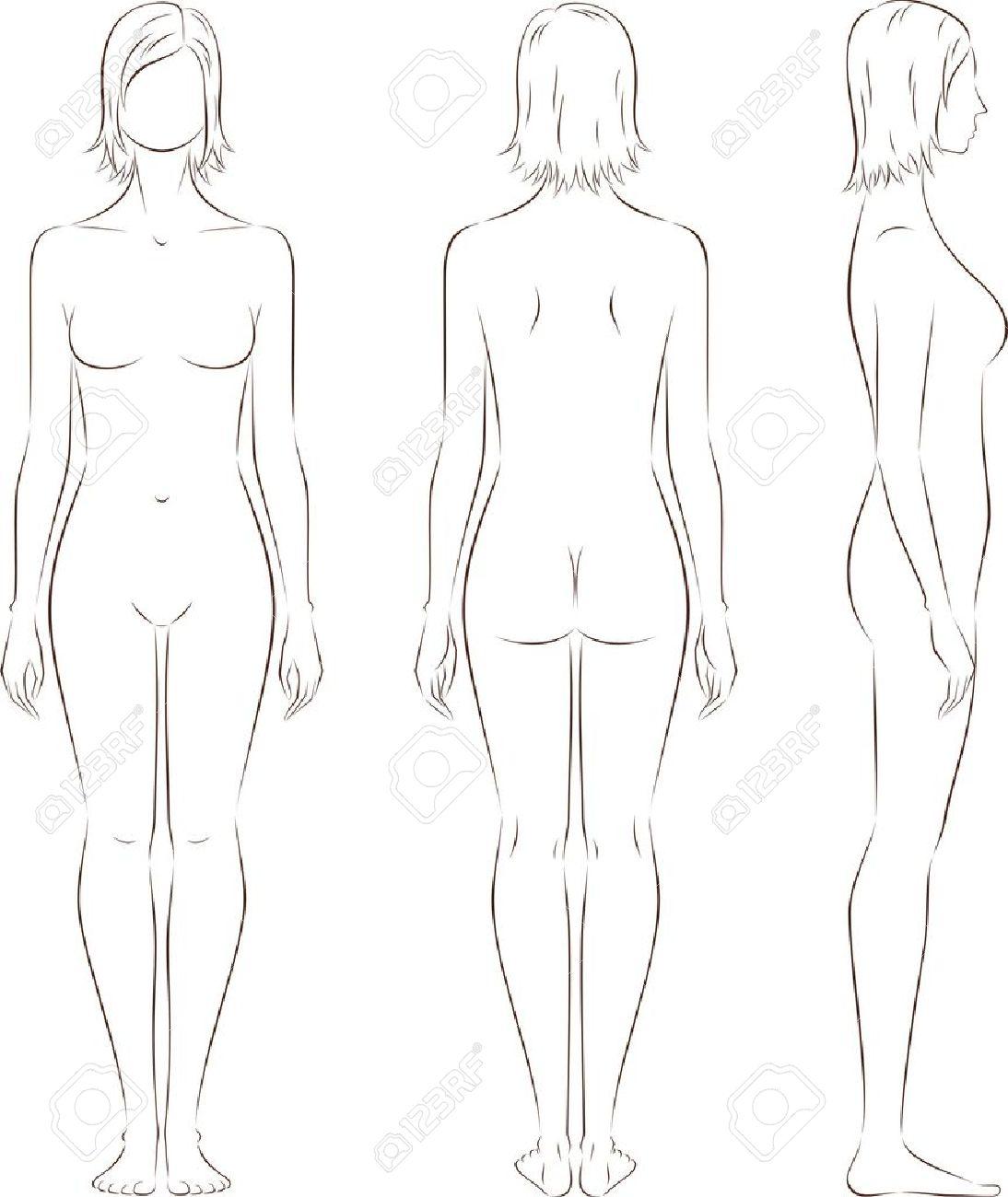 Рисуноки голых женшиг 12 фотография