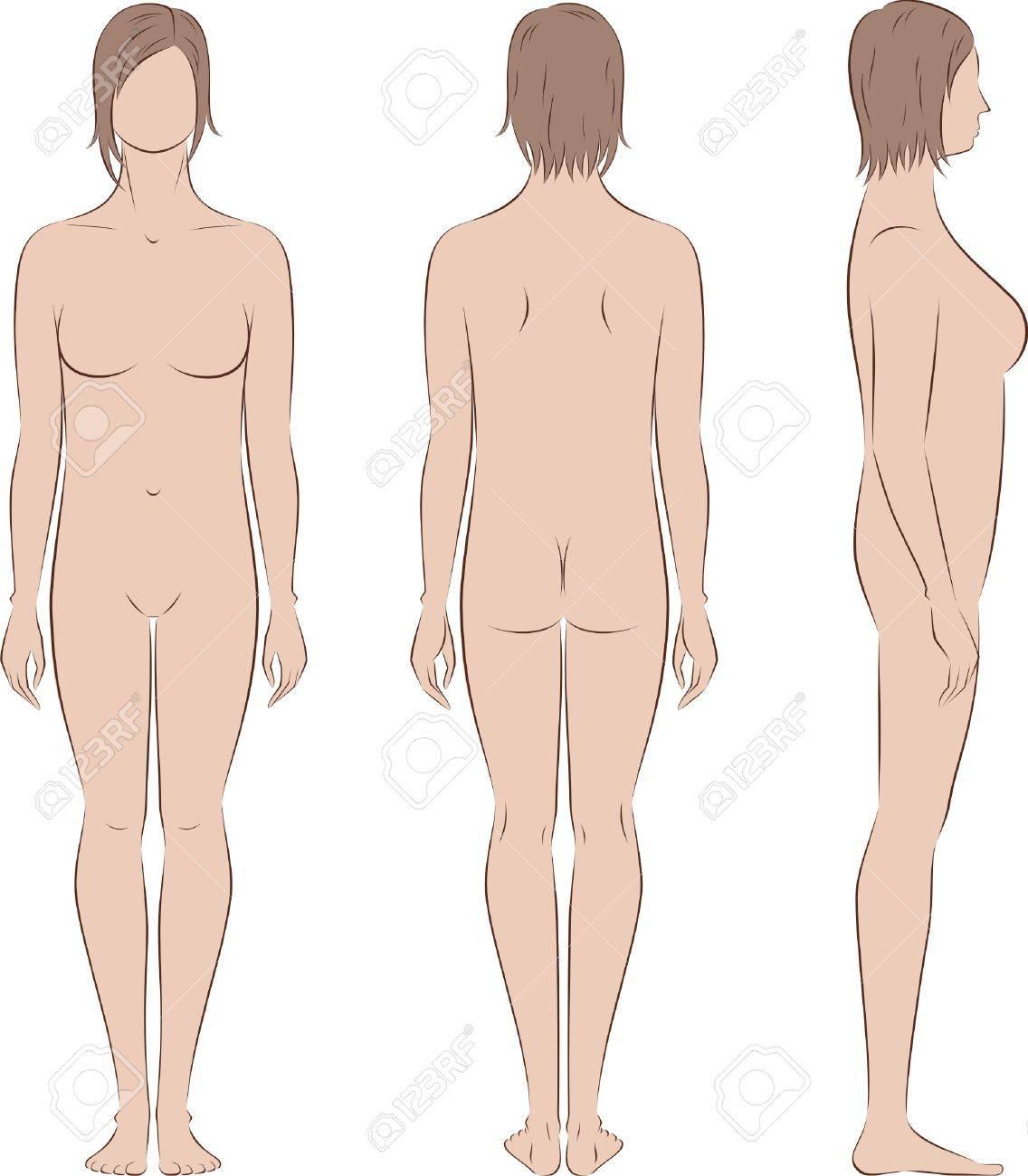 Фото женских фигур сзади фото 502-774